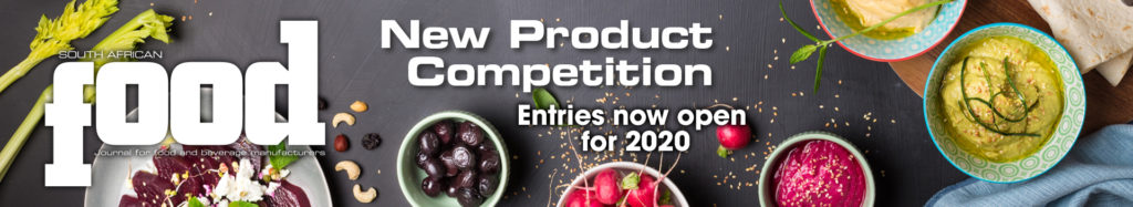 Food Review New Product Competition