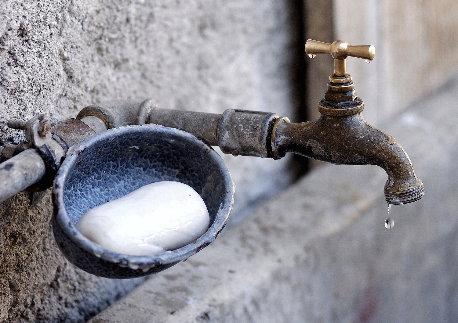 water infrastructure in South Africa Image by Susanne Jutzeler, suju-foto from Pixabay